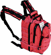 Tactical Military Hiking Camping Zombie Survival Bug Out Bag Backpack w/ Molle C
