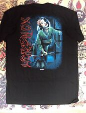 Hardnox Pin Up Punk Street Gothic Devil Rockabilly Tattoo Mens Blacks Tee JADED