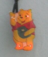 10 Winnie the Pooh Body Flashing LED Light Up Blinky Necklace Kids Party Favors