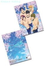 GE Animation GE26275 FREE!: Sakura Pool File Folder