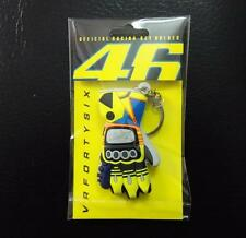 Valentino rossi Gloves Keychain for Royal Enfield, KTM, Honda, Yamaha, etc