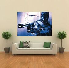 METAL GEAR SOLID 2 PS3 XBOX 360 NEW GIANT ART PRINT POSTER PICTURE WALL G023