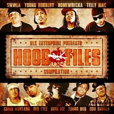 Hood Files Compilation DLK Enterprise ft. Young Boo, Boo Banger,The Jacka+more