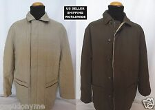 $3800.00 Amazing REVERSIBLE Beige/Brown LORO PIANA Coat *Please Make An Offer!*