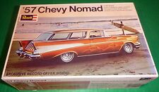 JUNKYARD REVELL 1957 CHEVY NOMAD VINTAGE 1/25 Model Car Mountain