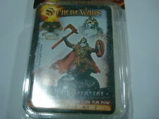Sphere Wars Narodnik Infantry A Cursed of Malakoy metal miniature new