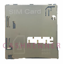 Connettore SIM supporto lettore schede Card reader connector Huawei Ascend Mate mt1