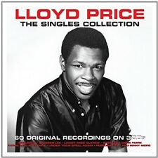 Lloyd Price - Singles Collection [New CD] UK - Import