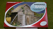 RAMSHACKLE BARN  RENEDRA Plastic Scenery & Terrain 28mm – 1/56th Scale