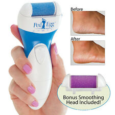 Pro Pedicure Kit Pedi Foot File Hard Dead Skin Electrical Care Callus Remover
