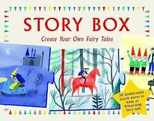 Story Box: Create Your Own Fairy Tales by Magma (English) NEW