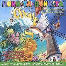 FREE US SH (int'l sh=$0-$3) USED,MINT CD : Hunk-Ta-Bunk-Ta CHANTS