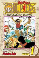 One Piece: v. 1: Romance Dawn by Eiichiro Oda (Paperback, 2007)