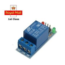 One 1 Channel 12V LED Relay Module Raspberry Pi Arduino NEW