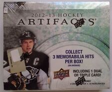 2012-13 Upper Deck Artifacts Hockey HOBBY Box 3 Hits RC/Auto/Jersey?