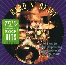 Various Artists : 70s Greatest Rock Hits 1 CD (1991)