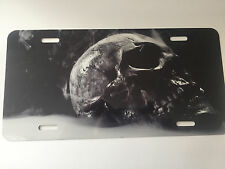 SKULL High Detailed Aluminum Novelty License Plate