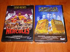 HERCULES / HERCULES ENCADENADO (HERCULES Y LA REINA DE LIDIA) Steve Reeves -Pre