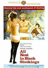 All Neat in Black Stockings (DVD MOVIE)  BRAND NEW
