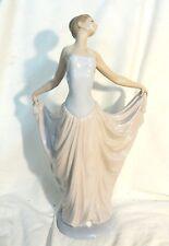 Lladro Porcelain Ballet Dancer Figurine F-21 My. Original Box.