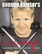 Gordon Ramsay Sunday Lunch  And Other Recipes from the F Word Cook Book  + DVD