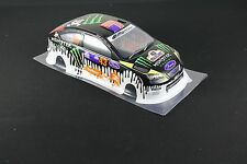 1/10 RC Car 190mm Body Shell Monster Energy Drift Ford Focus Tamiya TT01 HPI