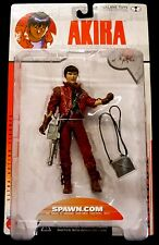 McFarlane Japan 3D Animation Series 1 Akira Kaneda Action Figure New from 2000