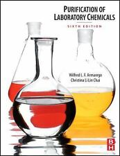 Purification of Laboratory Chemicals by Christina Chai and W. L. F. Armarego...