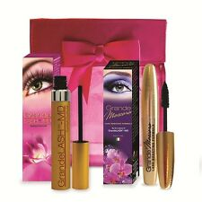 GRANDE LASH GRANDELASH MD EYELASH/EYEBROW LASH CONDITIONER SERUM & MASCARA
