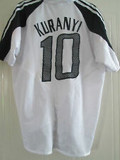 Germany 2004-2005 Home Kuranyi 10 Football Shirt Size Medium /40514