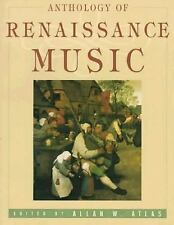 The Norton Introduction to Music History: Anthology of Renaissance Music 0...