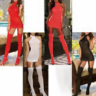 Sexy Women Lingerie Lace Night Dress Underwear Bodystocking Babydolls + G-string