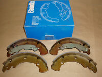 Fiat Bravo/Brava All Models With ABS With Lockheed  Rear Brake Shoes