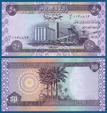 IRAK / IRAQ  50 Dinars 2003 UNC  P.90
