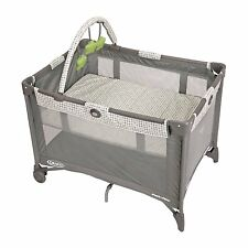 NEW! Graco Pack 'N Play Playard with Bassinet - Ready for Travel (Pasadena)