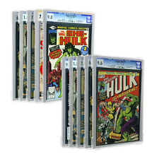 CLEAR SLAB PRO CGC Graded Comic Protector 10 PACK NEW CGC CASE MARVEL DC IMAGE
