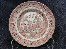 Royal Wessex Collection Willow Rosa Bread Plate 6 7-8 in