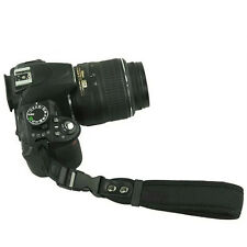Camera Hand Grip For Canon EOS Nikon Sony Olympus SLR/DSLR Cloth Wrist Strap HFU