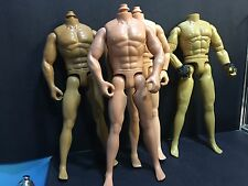 """1/6 Hot Toys Scale Custom 12"""" Star Wars 4 Male Bodies free shipping"""