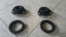 FORD FOCUS MK1  98-04 TWO FRONT SHOCKER STRUT TOP  MOUNTING KITS WITH BEARINGS