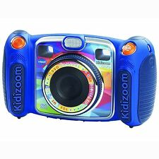 VTECH KIDIZOOM DUO DIGITAL CAMERA - BLUE - NEW KIDS
