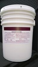 LIQUID 5 GAL ENZYME BACTERIA SEPTIC SYSTEM TREATMENT DRAIN CLEANER PATRIOT CHEM