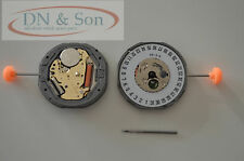 MIYOTA 1M12 QUARTZ Watch Movement date at 6' NEW REPLACE 6M12