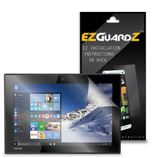 3X EZguardz Screen Protector Skin HD 3X For Toshiba Satellite Click 10 Laptop