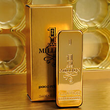 PACO RABANNE 1 ONE MILLION Eau de Toilette Parfum Herren Miniatur 5ml NEU & OVP