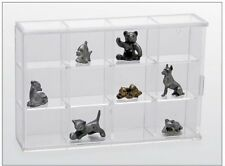 Miniature Figurine Display Case - Small