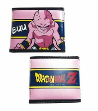Dragon Ball Z Kid Buu Anime Officially Licensed Adult Bi-Fold Wallet
