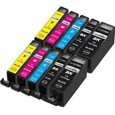 10 Canon PGI-525 CLI-526 Ink Cartridges Compatible Pixma MG5300 MG5200 IX6550