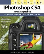 Real World Adobe Photoshop CS4 for Photographers, Blatner, David, Chavez, Conrad