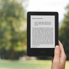 "Kindle E-Reader 6"" Glare-Free Touchscreen Display Wi-Fi Black 7th generation !!!"